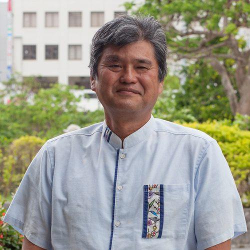 沖縄社大党 非公開: 東恩納琢磨