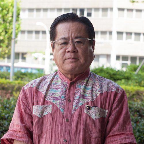 沖縄社大党 非公開: 大城一馬